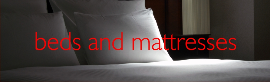 beds and mattresses